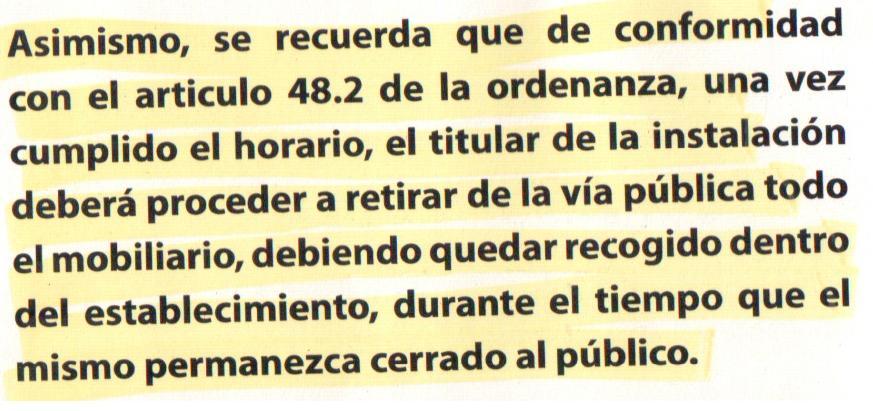 Partido Popular, les ordenances i normatives, que és això?