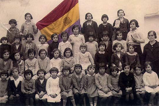 14 d'abril de 1931. Visca la República !!