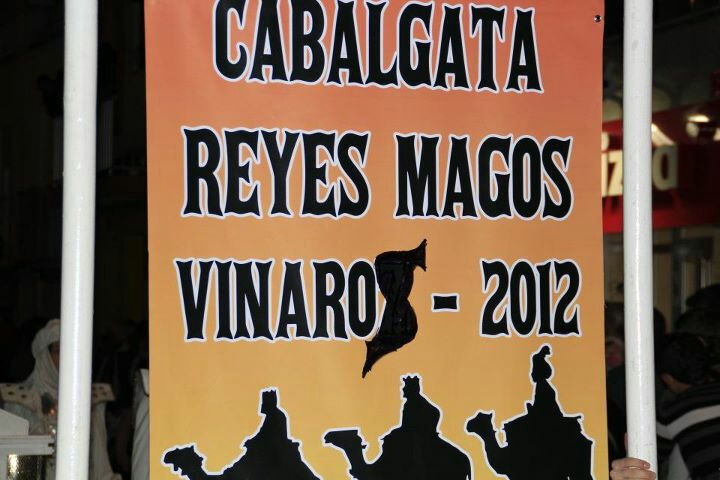 REIS 2012. Els Reis que parlaven valencià.
