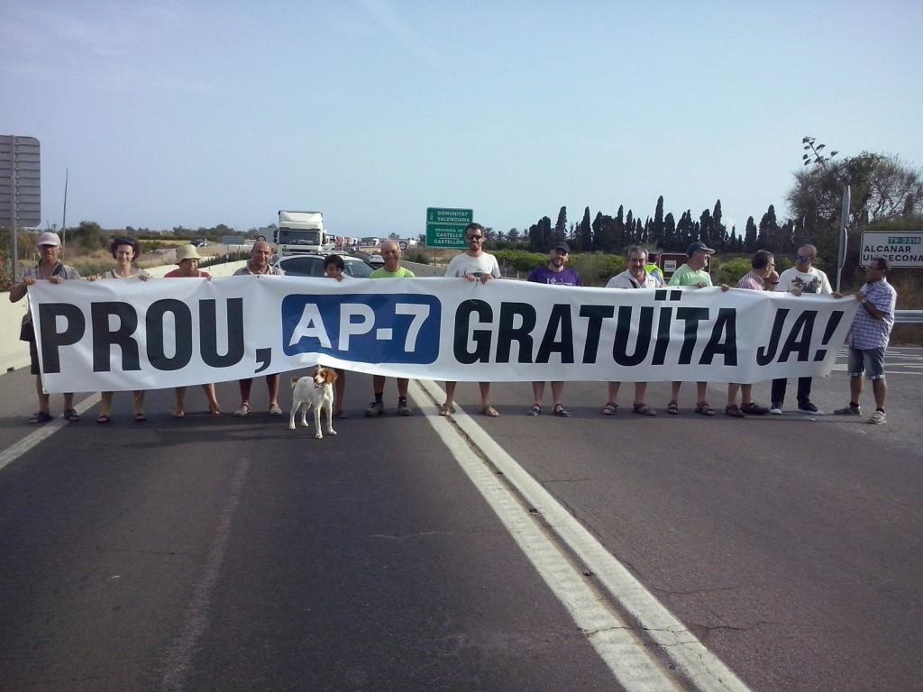 36 è tall de carretera – Carta oberta al Subdelegat del Govern en Castelló
