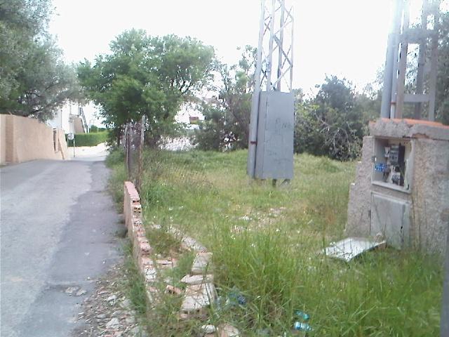 MIGJORN DENUNCIA: carrer de la Melva (partida Boverlas)