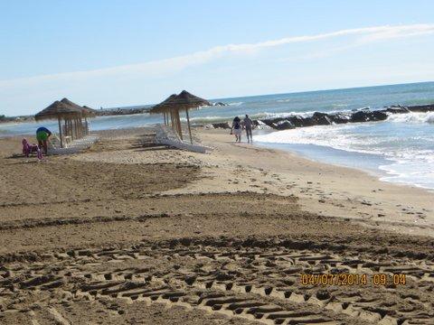 la platja és de tots !