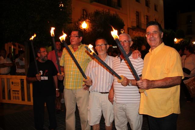 flama del canigó 2011