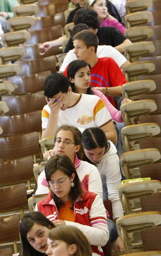 (PAU) Proves d'Accés a la Universitat Jaume1