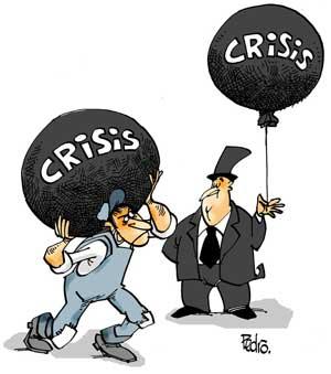 la crisis i ….