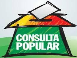 CONSULTA POPULAR?.